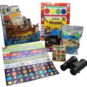 Boys Pirate Book Stationery Gift Pack 1