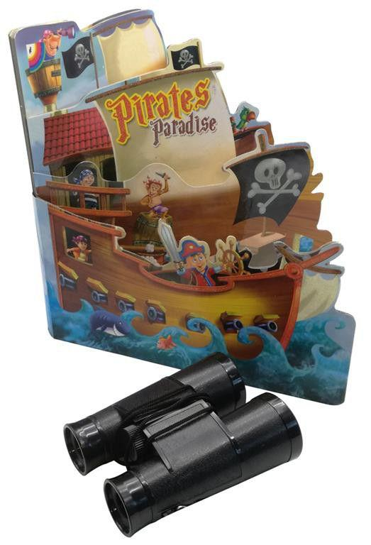 Boys Pirate Book Stationery Gift Pack 4