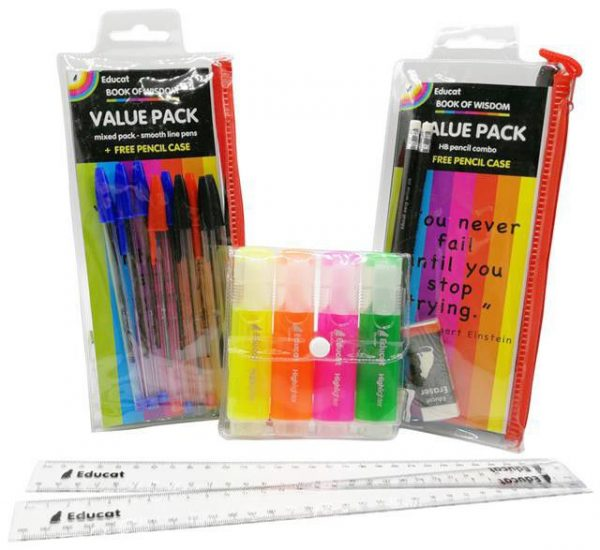 Exam stationery Pack