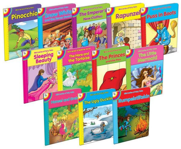 Educat Fairy Tale Collection English 1