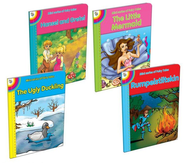 Educat Fairy Tale Collection English 3