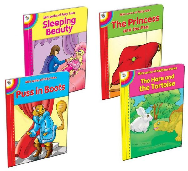 Educat Fairy Tale Collection English 4