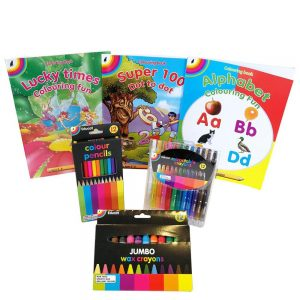 Fun Education Activity Pack 1