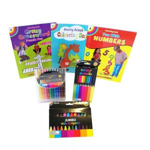 Fun To Colour Activity Pack 1