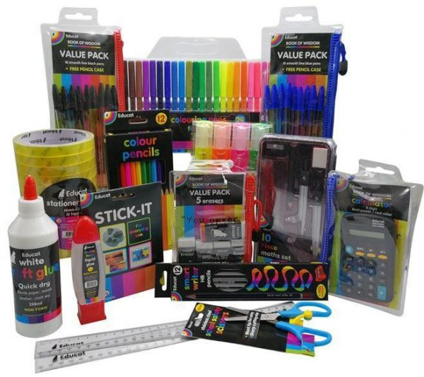 Grade 7 Stationery pack 2