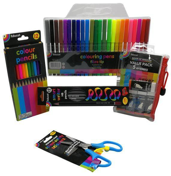 Grade 7 Stationery pack 4