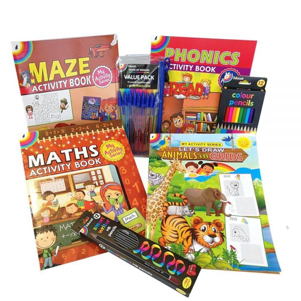Great Times Activity Book Pack 1