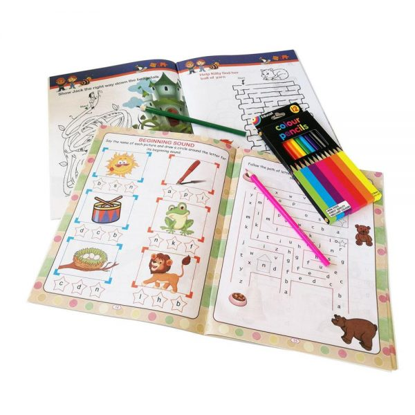 Great Times Activity Book Pack 2
