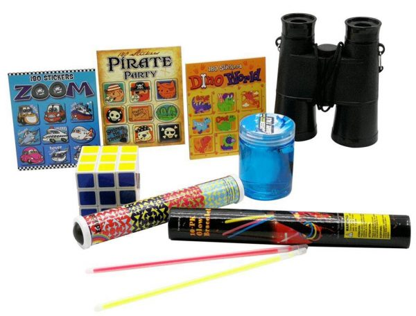 Heroes Pirates Activity Pack With Binoculars 2