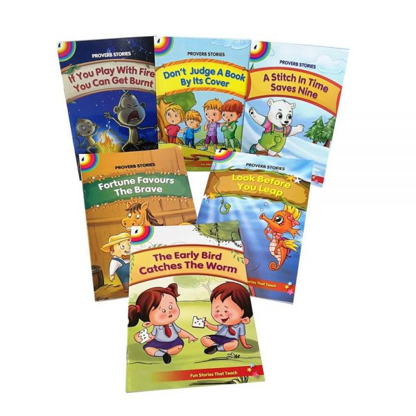 Educat Love to Read Proverbs Books Bundle 1