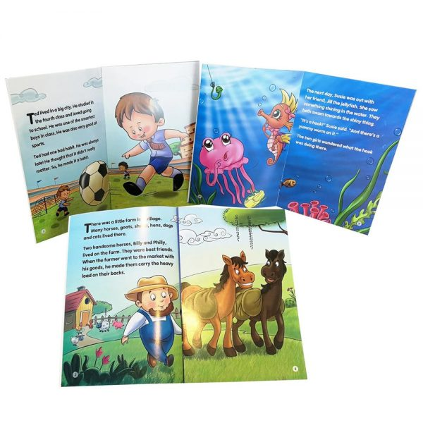 Educat-Love-to-Read-Proverbs-Books-Bundle-3