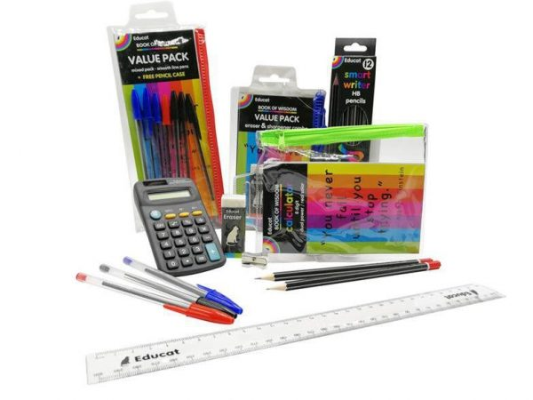 Student Semester Stationery Pack 3