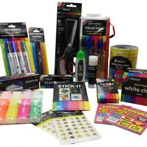 Teachers Essential Stationery Pack 4