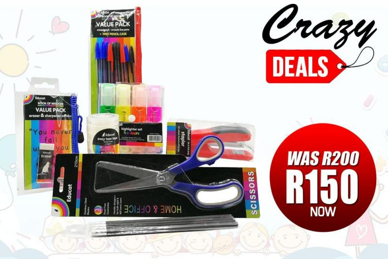 Stationery for home