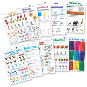 Poster pack maths